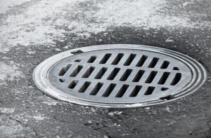 drain for rain