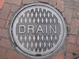 drain in Swindon