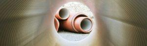 new drain installations