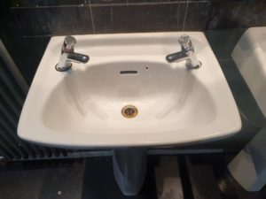 sink in pub